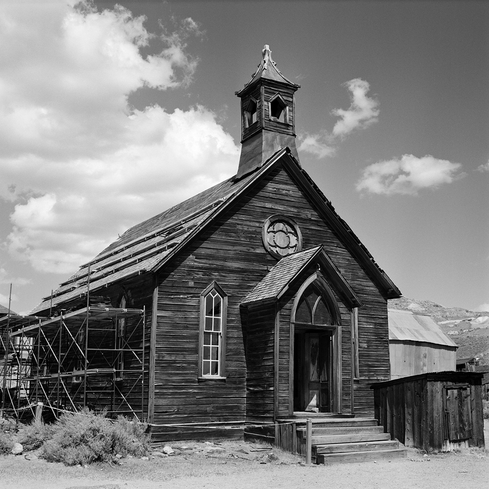 The Old Methodist Church