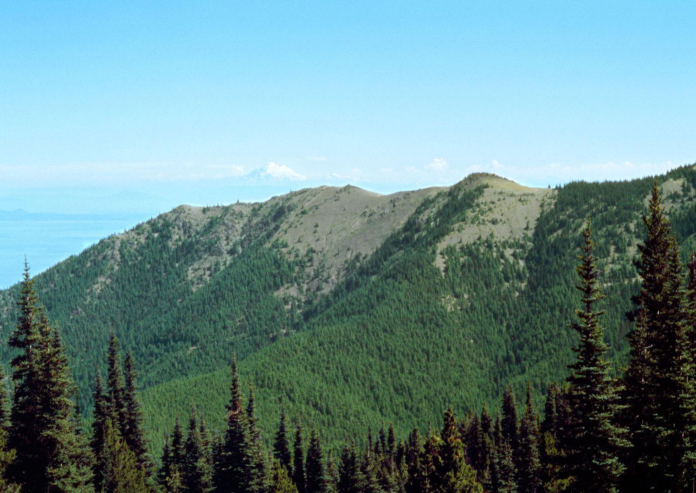 Blue Mountain no. 3