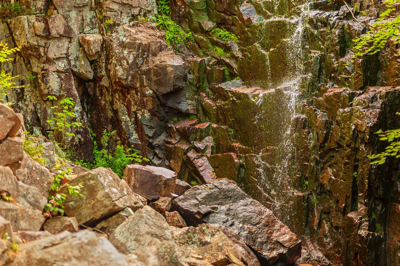 Hadlock Falls - Hadlock Brook Trail