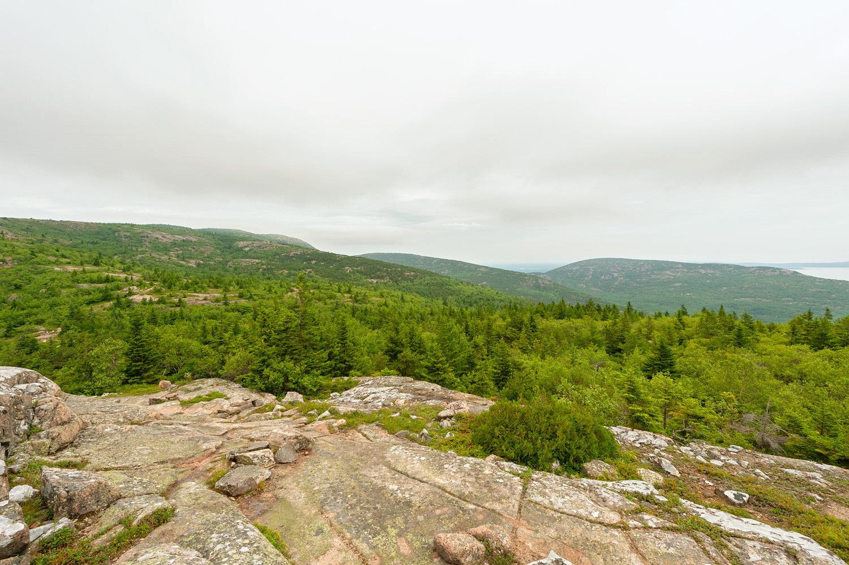Cadillac, Dorr & Champlain Mountain