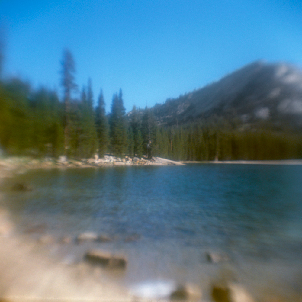 Tenaya Lake no. 1