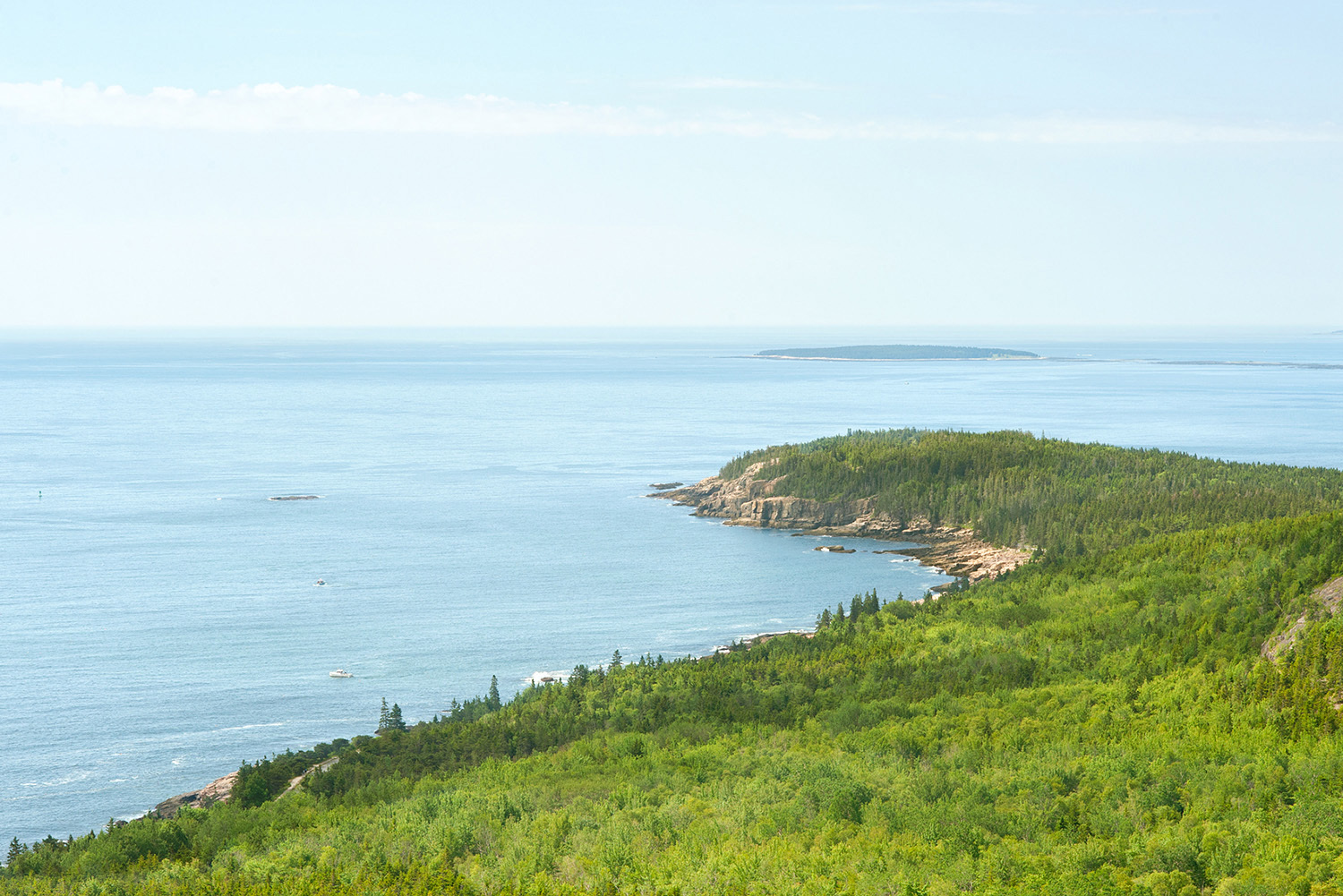 Otter Point - Beehive Summit