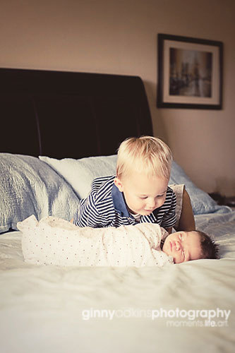 sibling newborn photography orlando photographer