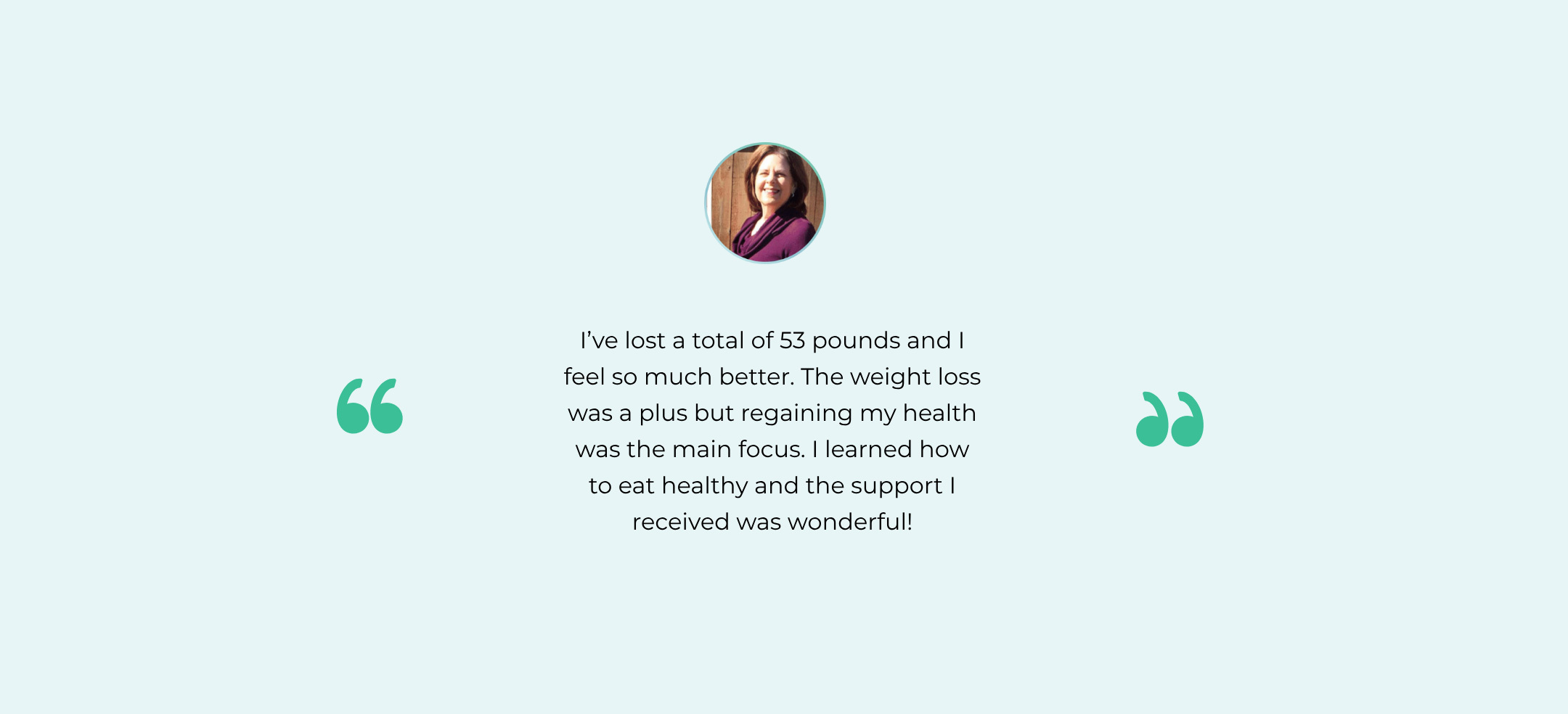 Metabolic Weight Loss Testimony