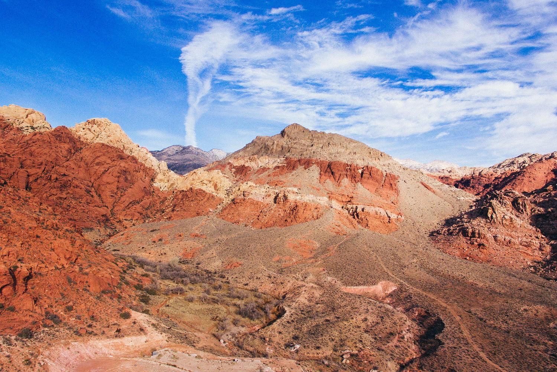 Red Rock, Las Vegas, Nevada