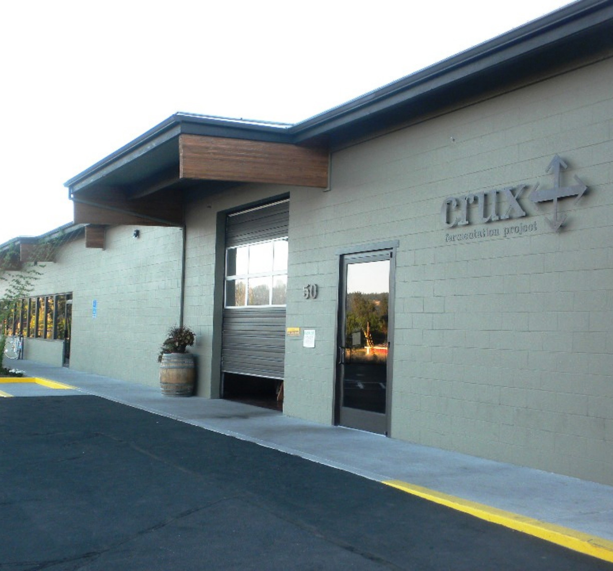 Crux Fermentation Brewery and Tasting Room