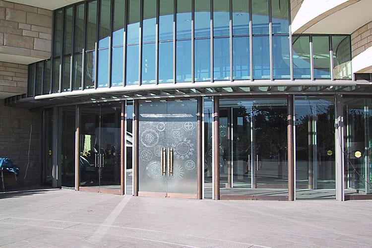 NMAI: Ceremonial East Entry Doors