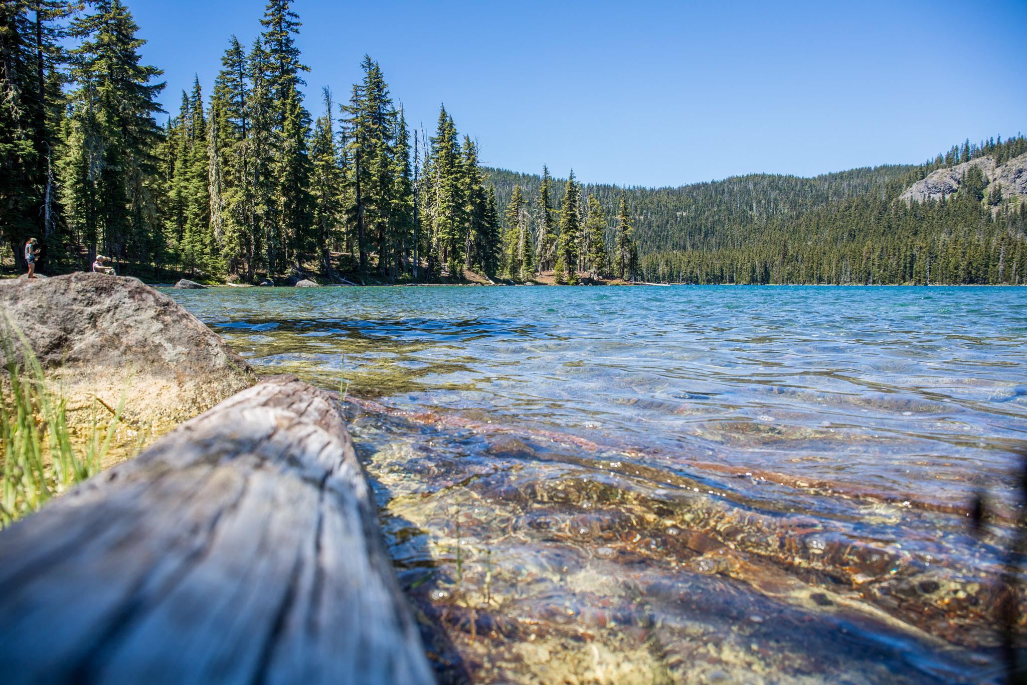 6 Lakes Trail - Trail 14