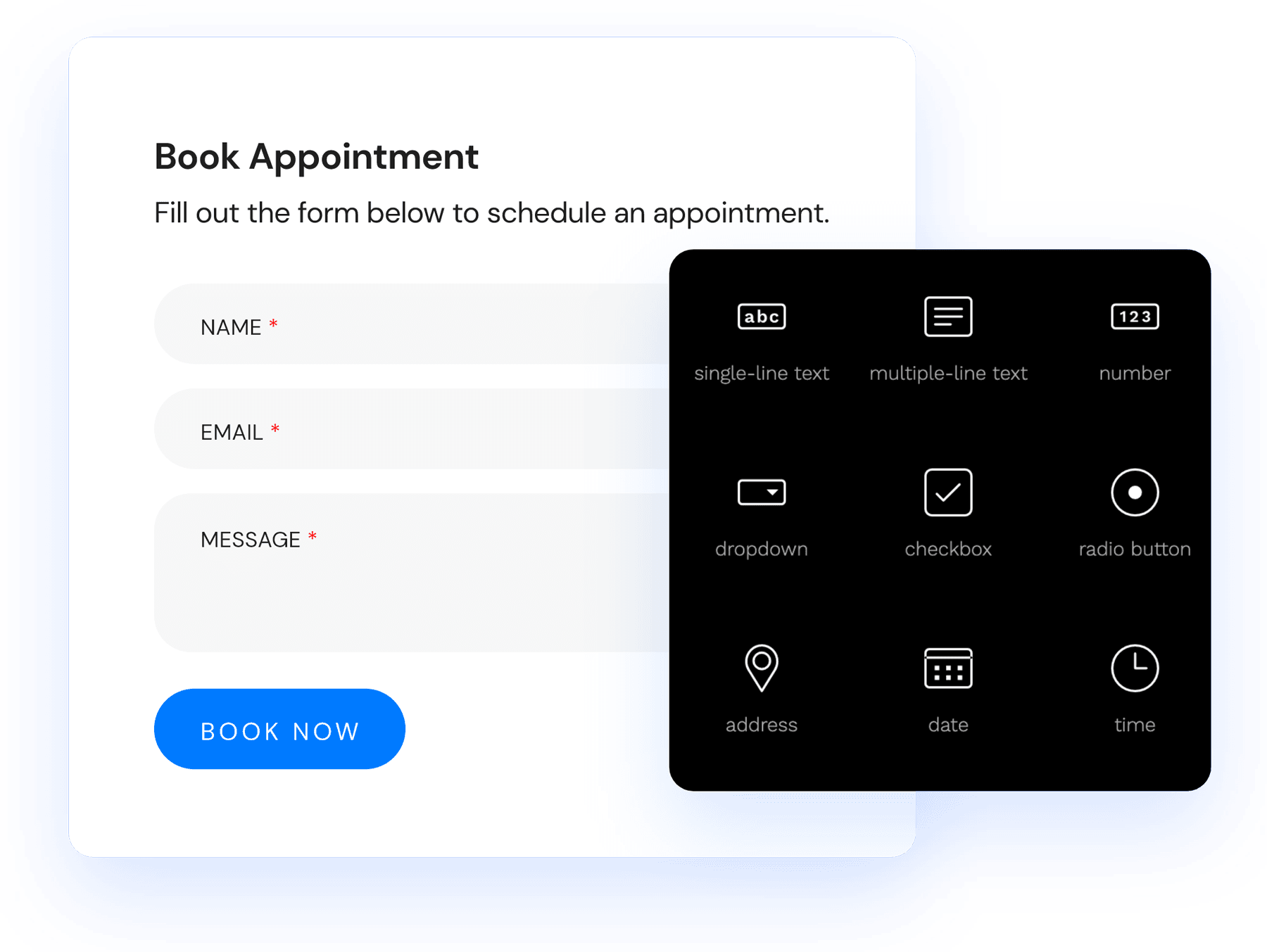 Editing Booking Appointment