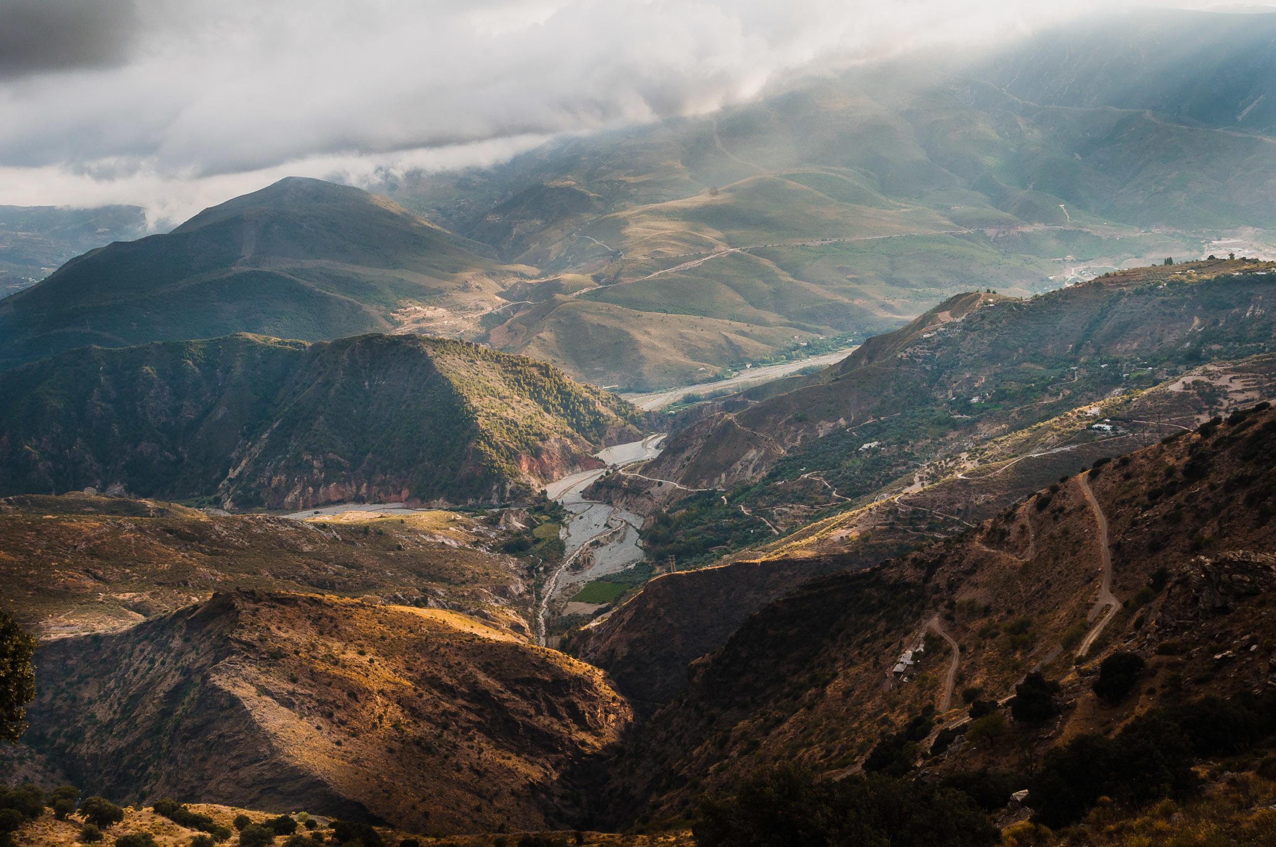 Alpujarra Granadina, Spain